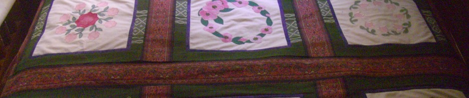 Quilt for Japan