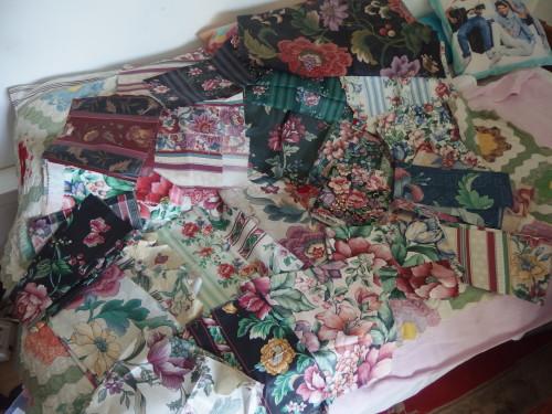 Chintze fabrics